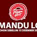 Iklan Kerja Kosong Pemandu Lori Pizza Hut Restaurants Sdn Bhd ~ Sebelum 15 Disember 2019