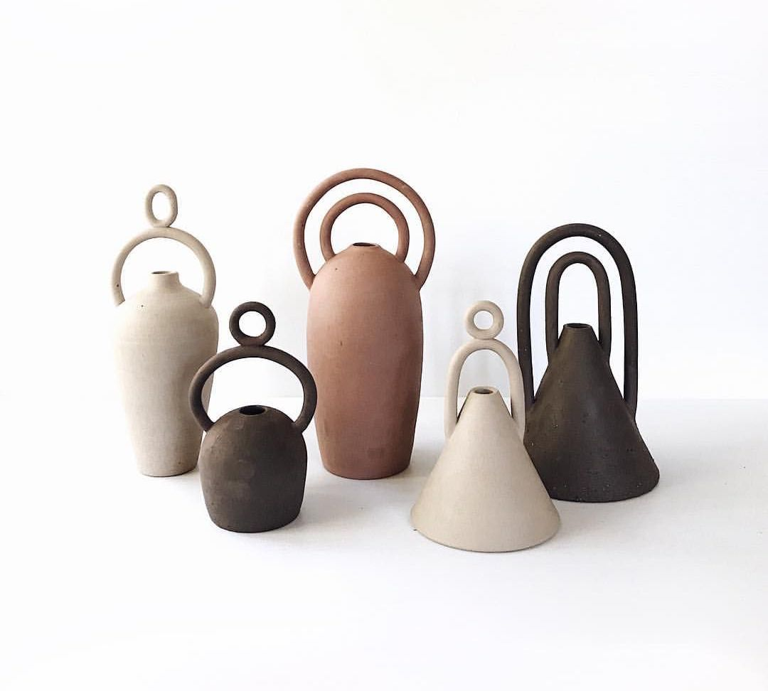 ilaria fatone - trends in ceramics - antiquity - handles