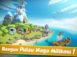 Free Download Dragon Mania Legends MOD APK v2.6.0q Unlimited Money Terbaru