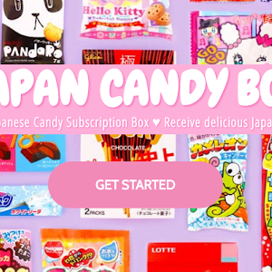 An Candy Box Review Giveaway