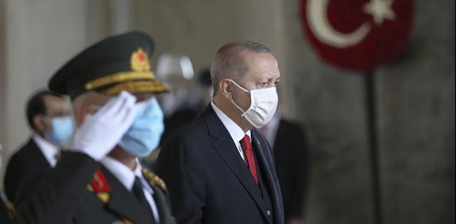 Ερντογάν: Η ύπουλη και αμαρτωλή Ευρώπη προσπαθεί να μας υποδουλώσει