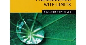 PRECALCULUS WITH LIMITS DOWNLOAD