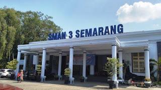 SMAN 3 Semarang Membuka Lowongan Kerja Guru