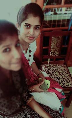 Aiswarya Moodadi- Beeps in the Mind