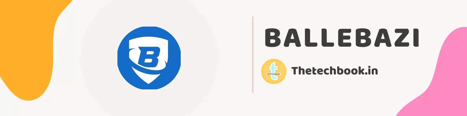 Ballebazi IPL 2021 Fantasy App
