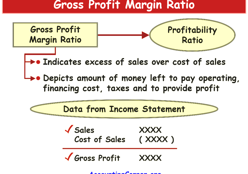 difference between income and profit