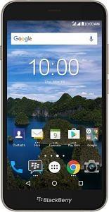 BlackBerry Aurora front side
