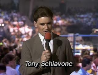 WCW Clash of the Champions XI - Tony Schiavone