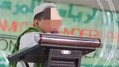 Viral, Dai Cilik: Pembenci Habib Rizieq Berhadapan dengan Seluruh Umat Islam di Bumi