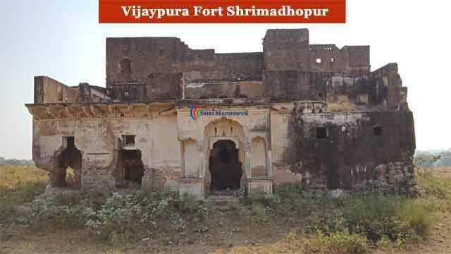 नष्ट होने की कगार पर विजयपुरा का गढ़