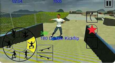 Game Skateboard Android - Skating Freestyle Exstreme 3D