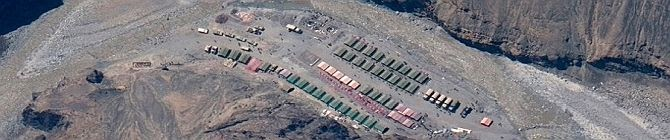 Satellite Imagery Shows Chinese Helicopter Base Under Construction In Aksai Chin, 130 Km Away From Galwan Valley