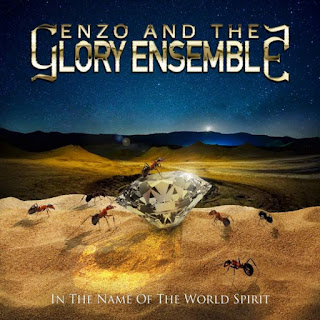 "Το τραγούδι των Enzo and the Glory Ensemble ""Nothingness"" από το album ""In the Name of the World Spirit"""