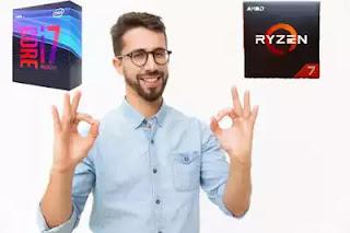 مقارنة بين AMD وINTEL أقوى أداء وأنسب سعر