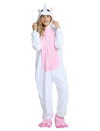 AMAZON - 50%OFF Adult Pajamas Unisex Sleepsuit