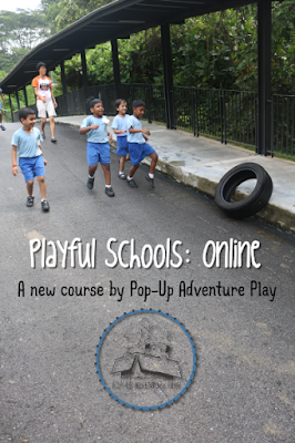 Sign up for the Playful Schools Online course