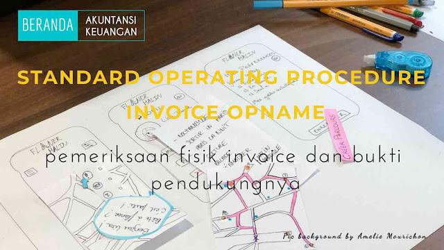 SOP Invoice Opname