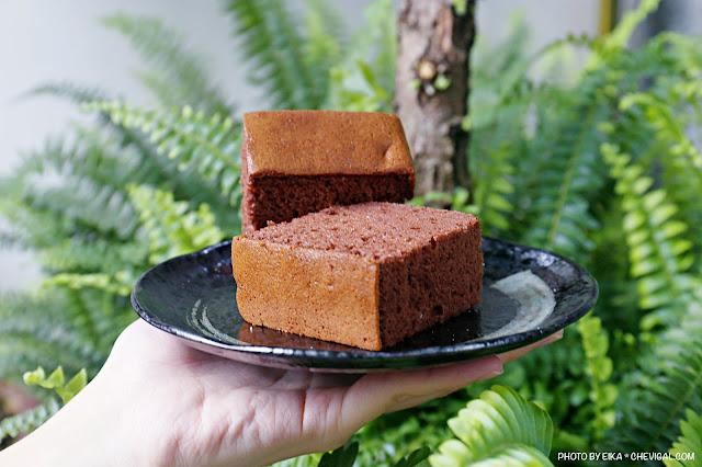 MG 4067 - 熱血採訪│根本超低調!隱身普通民宅的福久長崎蛋糕,清爽少糖冰過口感大不同!