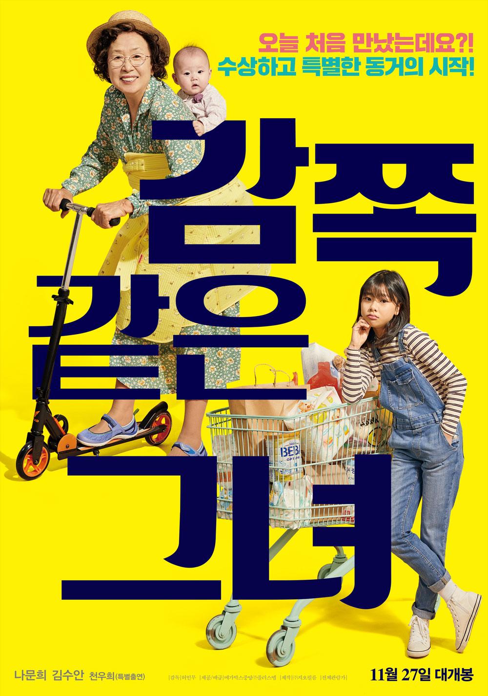 Sinopsis Film Korea: A Little Princess (2019)