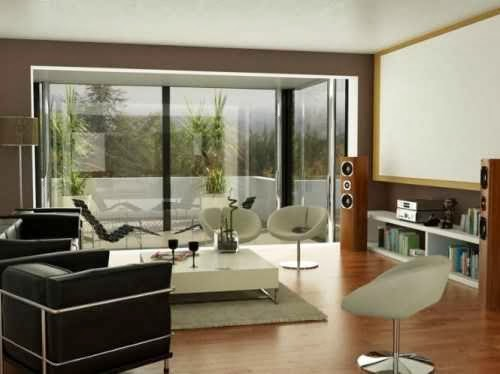 Beautiful Contemporary Living Rooms
