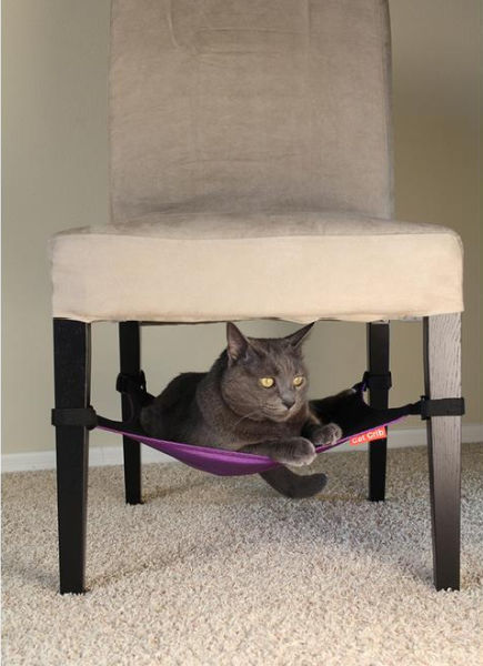 cat crib