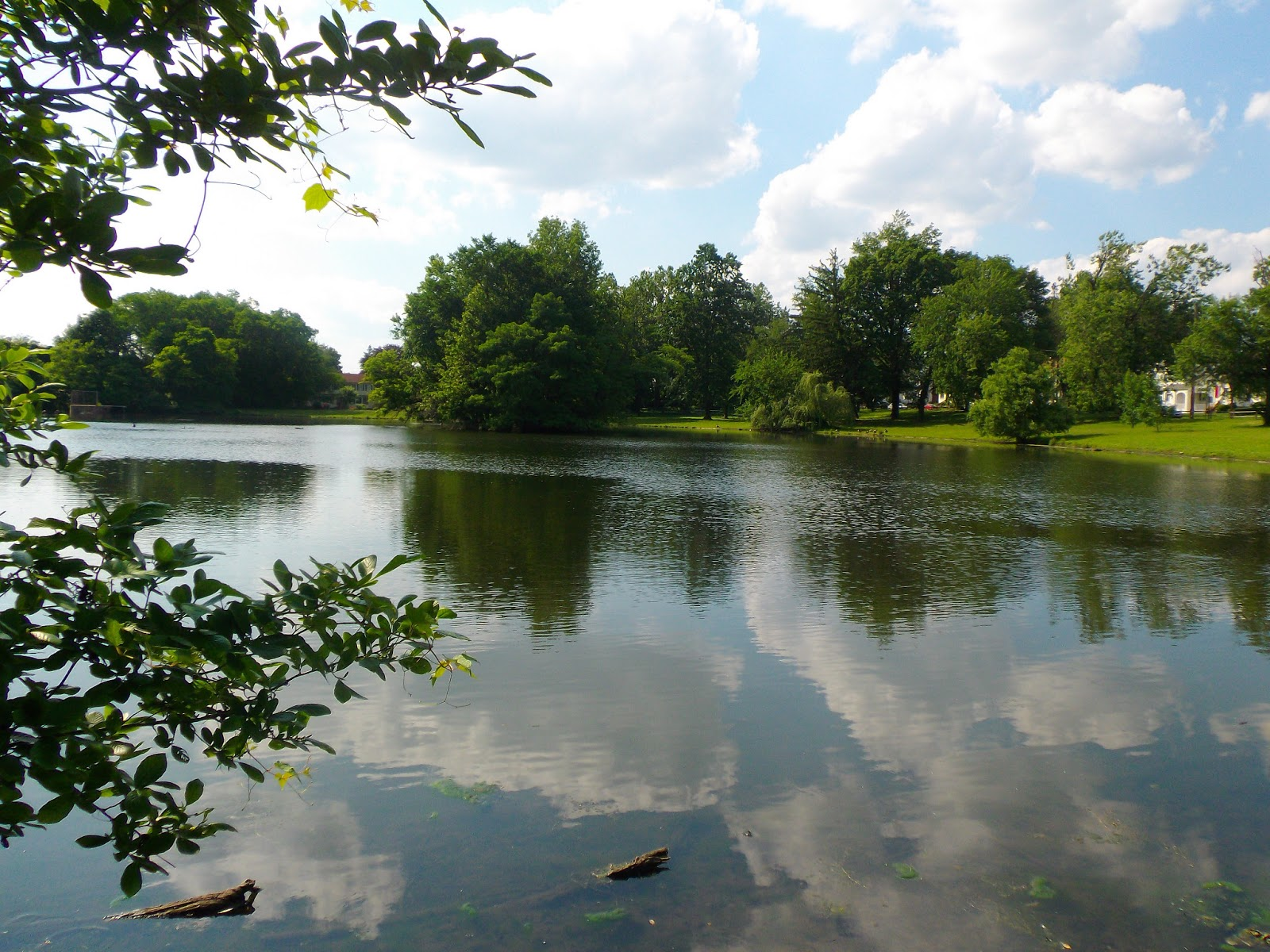 Overpeck creek and Crystal lake Fly Fishing | The Great
