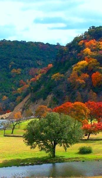 The Texas Hill Country, Texas