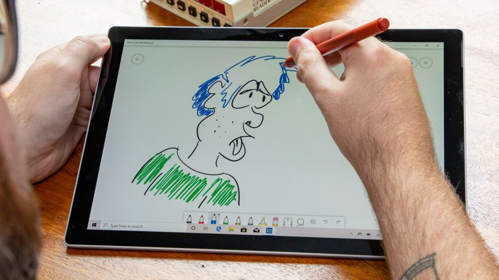 Đánh giá Microsoft Surface Pro 7 review