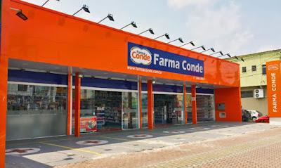 Grupo Farma Conde realiza pulverização contra o Covid-19 em Registro-SP