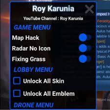 Roy Karunia Mod Menu APK