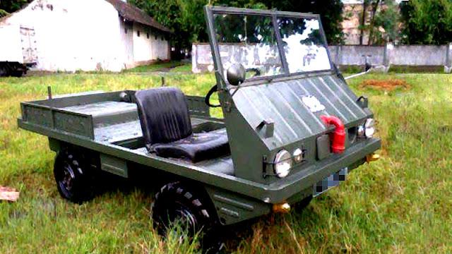 Steyr Puch Haflinger 700AP