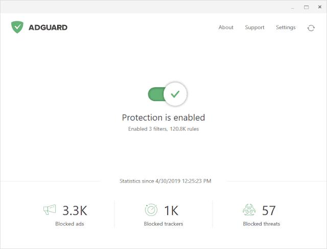 Screenshot AdGuard Premium 7.2.2936.0 Full Version