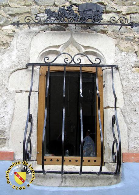PULLIGNY (54) - Maison XVIe-XVIIe