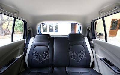 सेलेरियो कार zxi seat