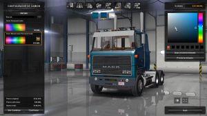 Truck - Mack Ultraliner (1.26)