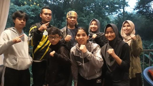 Liganas di Kendari Menjadi Ajang Uji Kemampuan Atlet Muaythai Bandung Jelang Porda 2022
