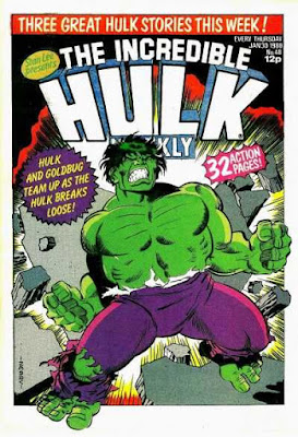 Incredible Hulk Weekly #48