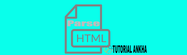 Cara Parse HTML For Bloger XML Templates