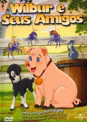 Wilbur e Seus Amigos Dual Áudio 2002 - DVD-REMUX 480p