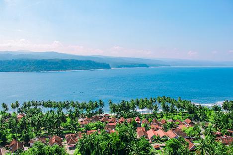 paket wisata pulau pisang lampung