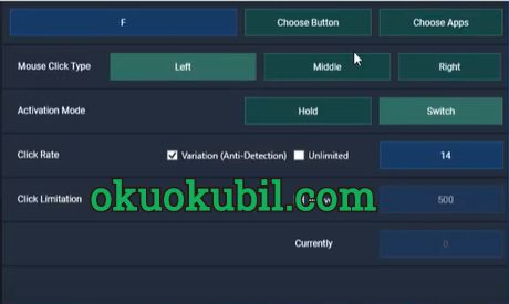 Minecraft Speed AutoClicker 0.2 Makro Hilesi Her Server 2020