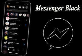 تحويل ماسنجر اسود تحويل ماسنجر للوضع الليلي messenger dark mode