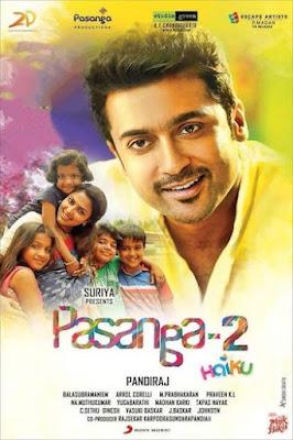 Pasanga 2 2019 Hindi Dubbed 720p HDRip 850mb