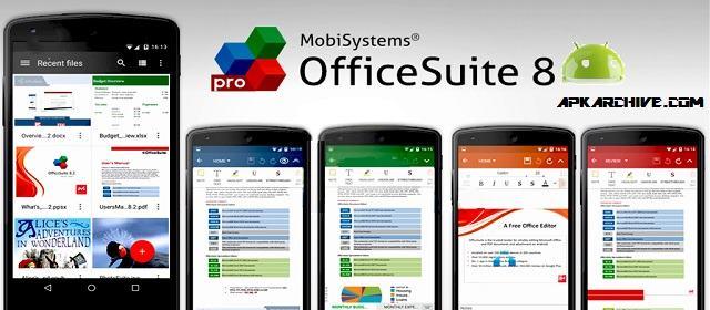 OfficeSuite + PDF Editör Premium Android APK indir