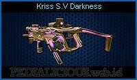 Kriss S.V Darkness