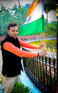 स्वतंत्रता सेनानियों के कठिन संघर्ष और बलिदान के बाद स्वतंत्र हुआ भारत : राज यादव | #NayaSaveraNetwork