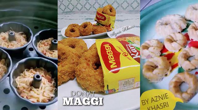 Donut Maggi