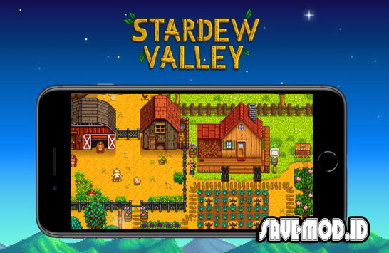 Stardew Valley MOD APK 1.25 for Android Unlimited Money