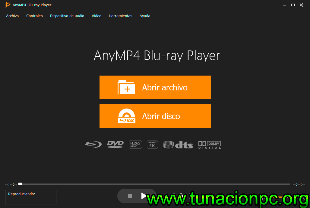 AnyMP4 Blu-ray Player Portable Final