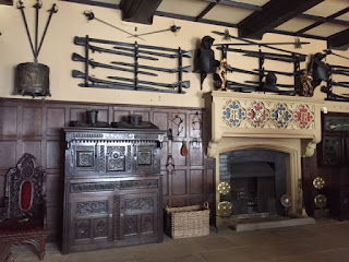 Cromwell Hall at Chirk Castle